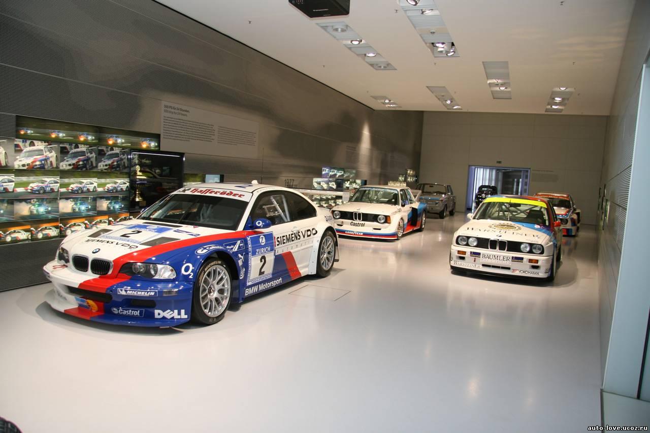 Фото музей bmw 6
